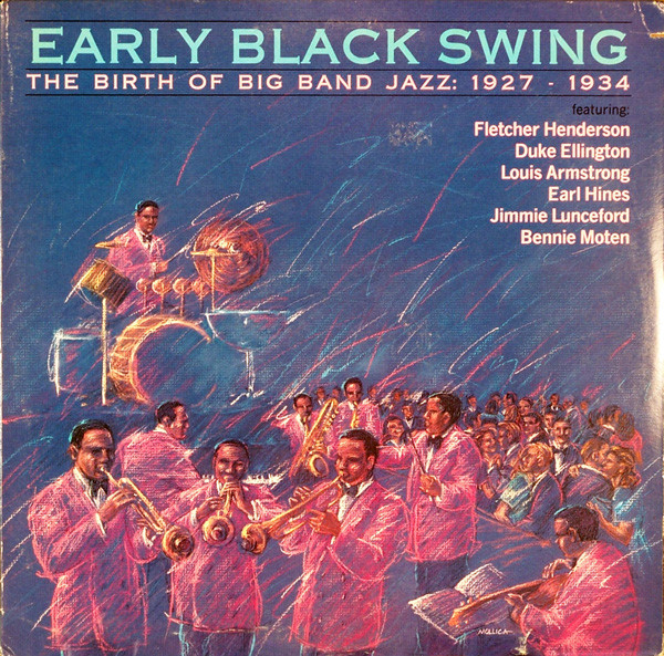 Image for Early Black Swing