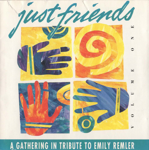 Image for Just Friends: A Gathering In Tribute To Emily Remler, Vol. 1