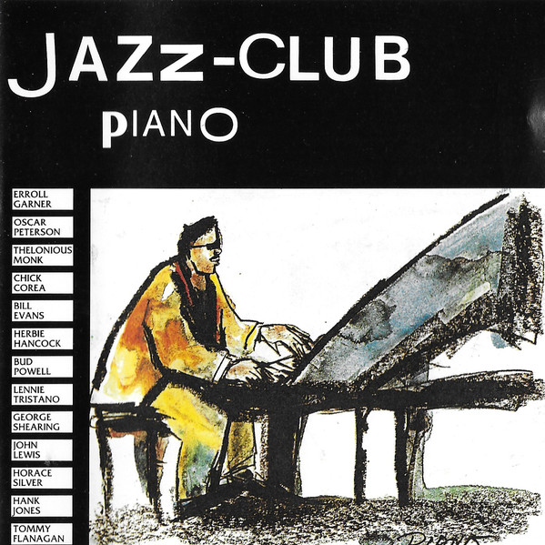 Image for Jazz Club: Piano