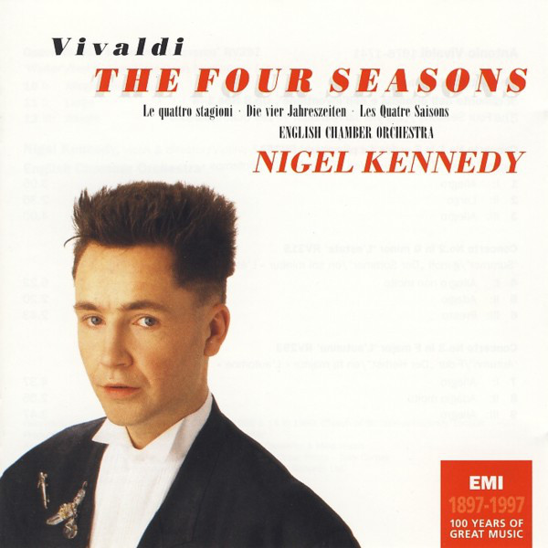 Image for Antonio Vivaldi: The Four Seasons [Complete]