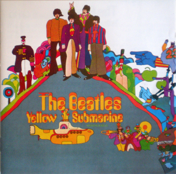 Image for Yellow Submarine (Original Motion Picture Soundtrack)