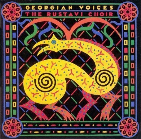 Image for Georgian Voices