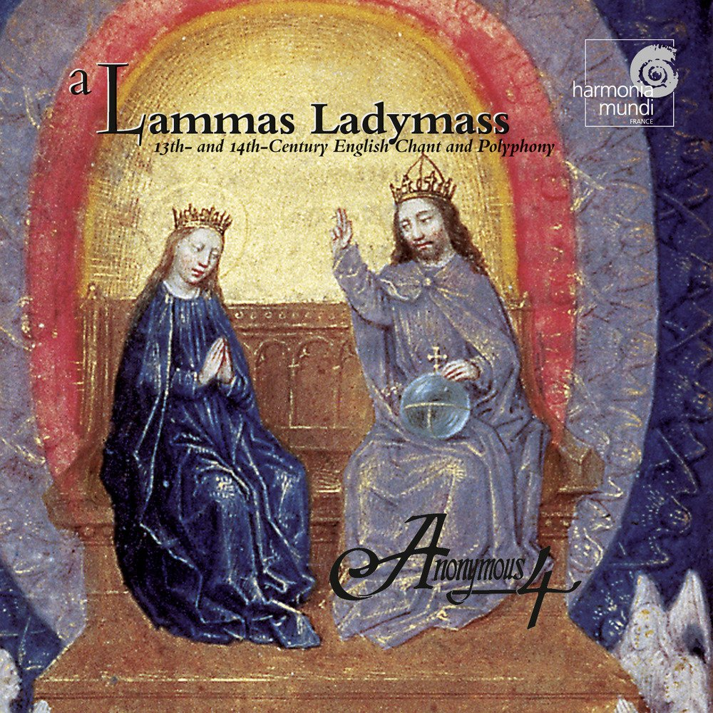 Image for A Lammas Ladymass: 13th and 14th Century English Chant and Polyphony