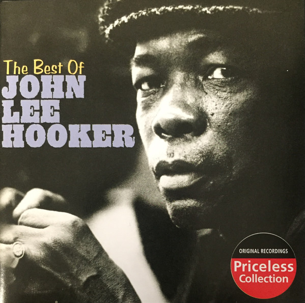 Image for The Best Of John Lee Hooker