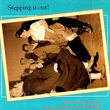 Image for Stepping It Out!: Trad Folk by Various Artists